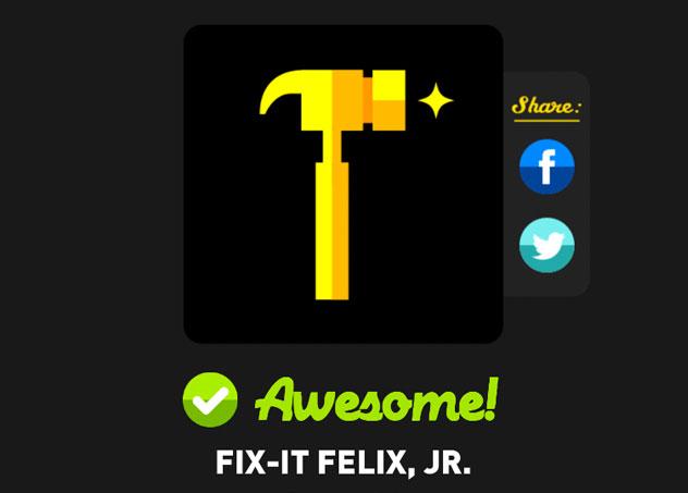 Fix-It Felix Jr