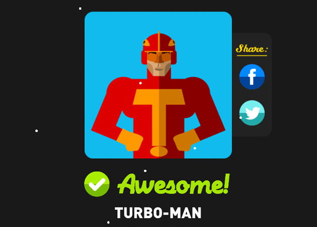 Turbo-Man