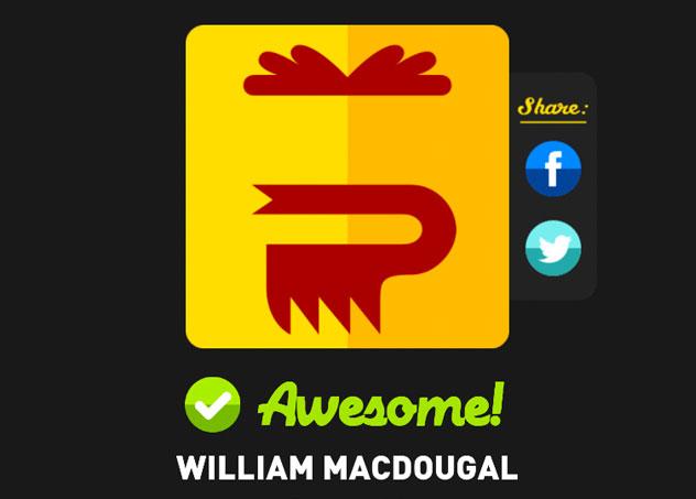 William MacDougal