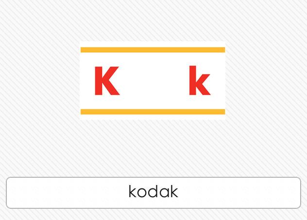 kodak logos quiz answers logos quiz walkthrough cheats
