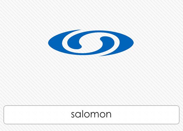 Sports equipment company logos