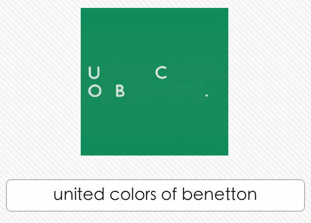 United colors of benetton logos quiz answers logos for United colors of benetton logo